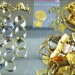 На Градини заплењен накит вредан милион динара