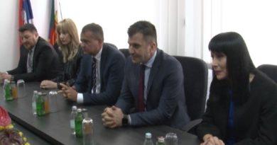 MINISTRI RADA BUGARSKE I SRBIJE ODRŽALI RADNI SASTANAK U DIMITROVGRADU