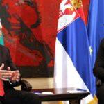 RADEV INSISTIRAO NA KONKRETNIM MERAMA U KORIST BUGARSKE MANJINE U SRBIJI