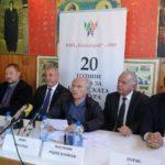 VICEPREMIJER VLADE REPUBLIKE BUGARSKE, VALERI SIMEONOV BORAVIO JE DANAS U ZVANIČNOJ POSETI BOSILEGRADU, POVODOM OBELEŽAVANJA 20 GODINA RADA KIC-A