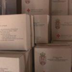 CRVENI KRST DIMITROVGRAD SUTRA POČINJE PODELU 500 PAKETA SOCIJALNO UGROŽENIM PORODICAMA