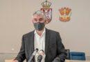 Dimitrov: Situacija i dalje ozbiljna