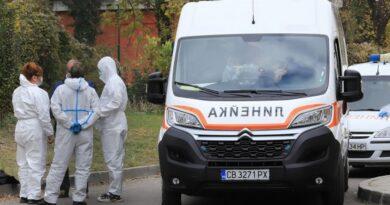 България: 545 новозаразени с COVID-19 за 24 часа, жертвите са 27 – 7130 души са били ваксинирани